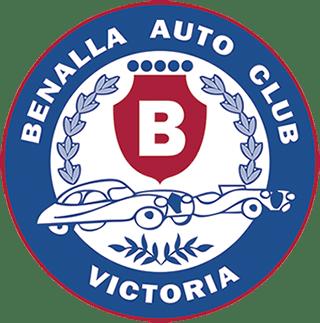 Benalla Auto Club Retina Logo